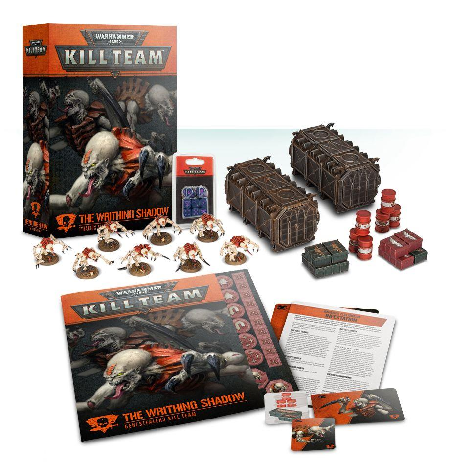 KILL TEAM: THE WRITHING SHADOW (ENGLISH) | 5011921103881 | GAMES WORKSHOP | Llibreria El Cucut - Llibreria Online de L'Empordà - Comprar llibres