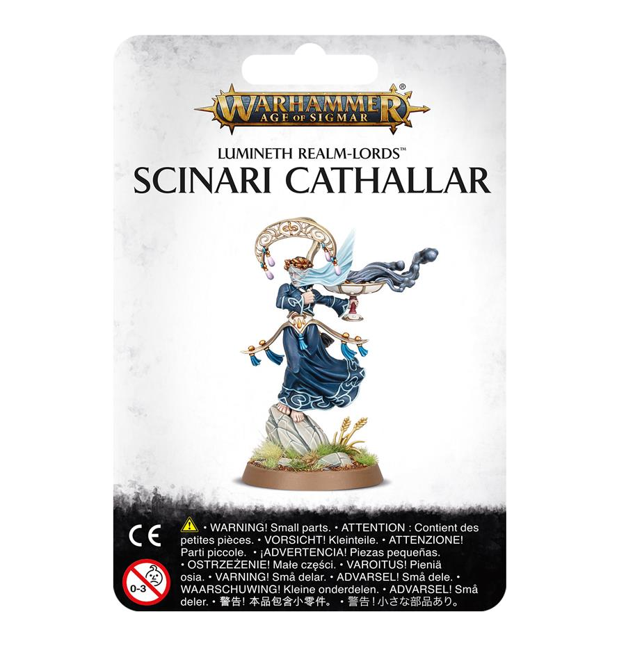 LUMINETH REALM-LORDS: SCINARI CATHALLAR | 5011921136957 | GAMES WORKSHOP