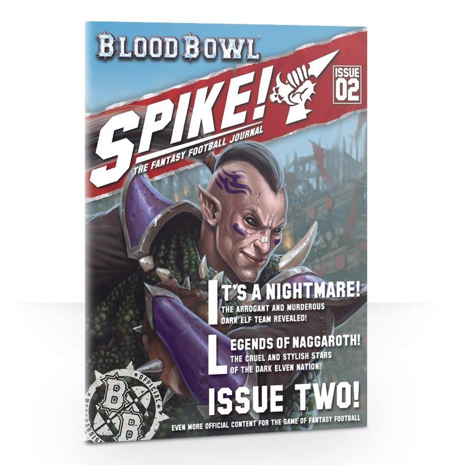 SPIKE! JOURNAL: ISSUE 2 (ENGLISH) | 9781788262453 | GAMES WORKSHOP | Llibreria El Cucut - Llibreria Online de L'Empordà - Comprar llibres