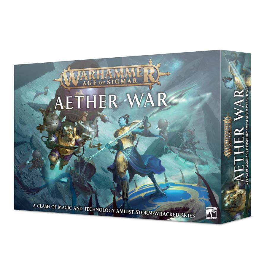 AGE OF SIGMAR: AETHER WAR | 5011921126408 | GAMES WORKSHOP