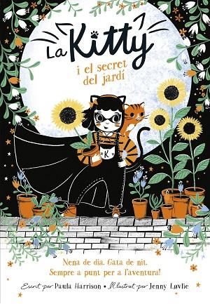 LA KITTY 03 EL SECRET DEL JARDI | 9788420451527 | PAULA HARRISON & JENNY LOVLIE