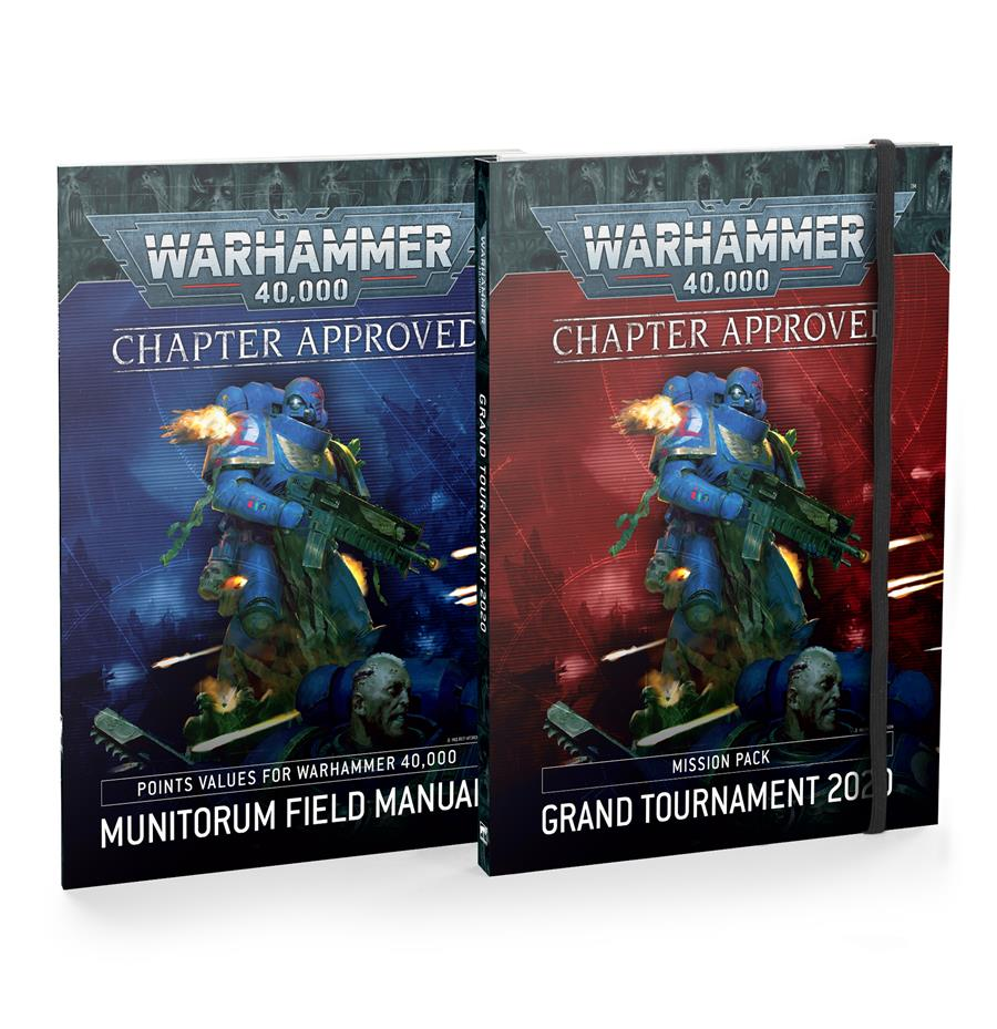 WH40K: GRAND TOURNAMENT 2020 (ENGLISH) | 9781839060557 | GAMES WORKSHOP
