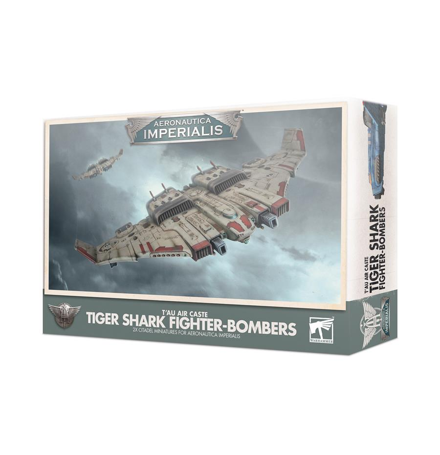 A/I: TAU TIGER SHARK AX-1.0 FIGHTER-BOMB | 5011921133222 | GAMES WORKSHOP