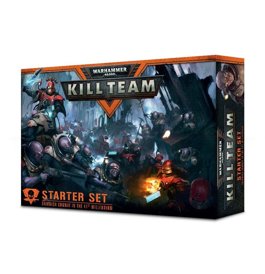 WH40K: KILL TEAM STARTER SET (ENGLISH) | 5011921103324 | GAMES WORKSHOP