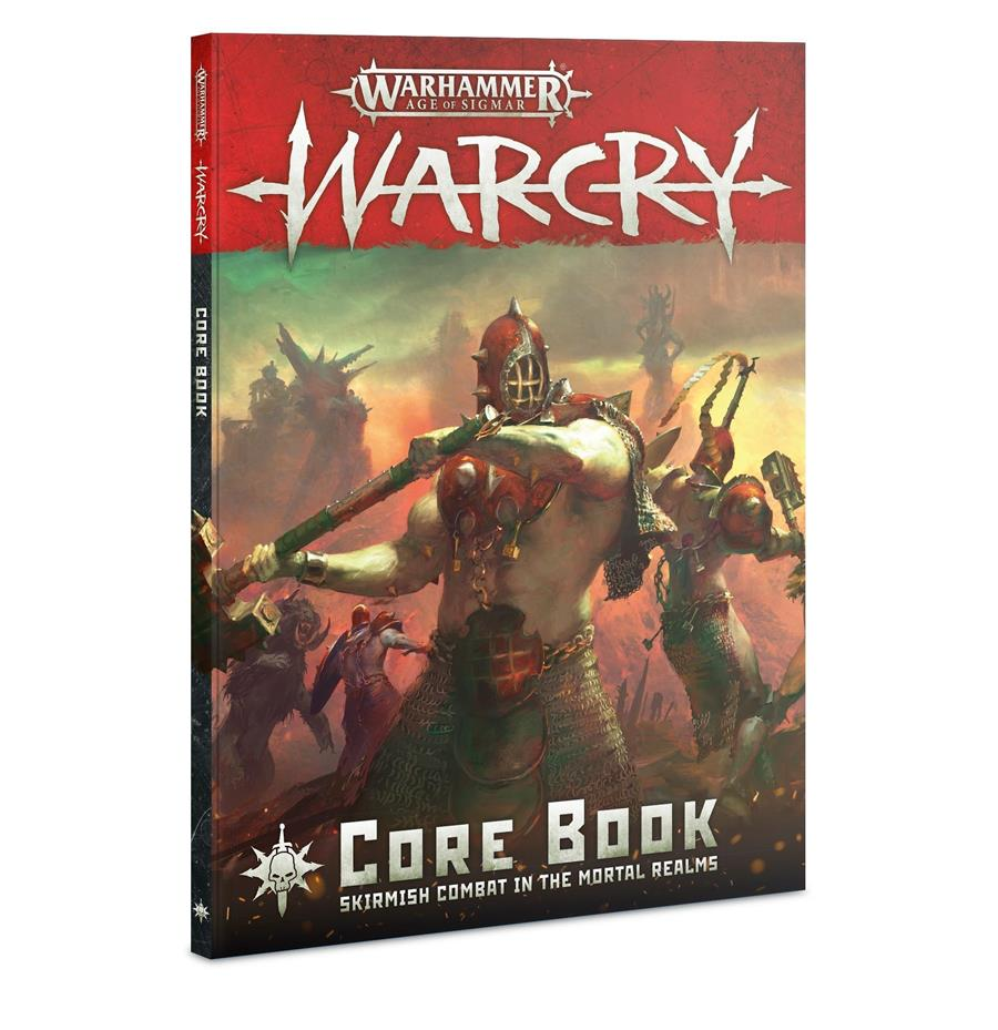 AGE OF SIGMAR: WARCRY CORE BOOK (ENG) | 9781839060878 | GAMES WORKSHOP