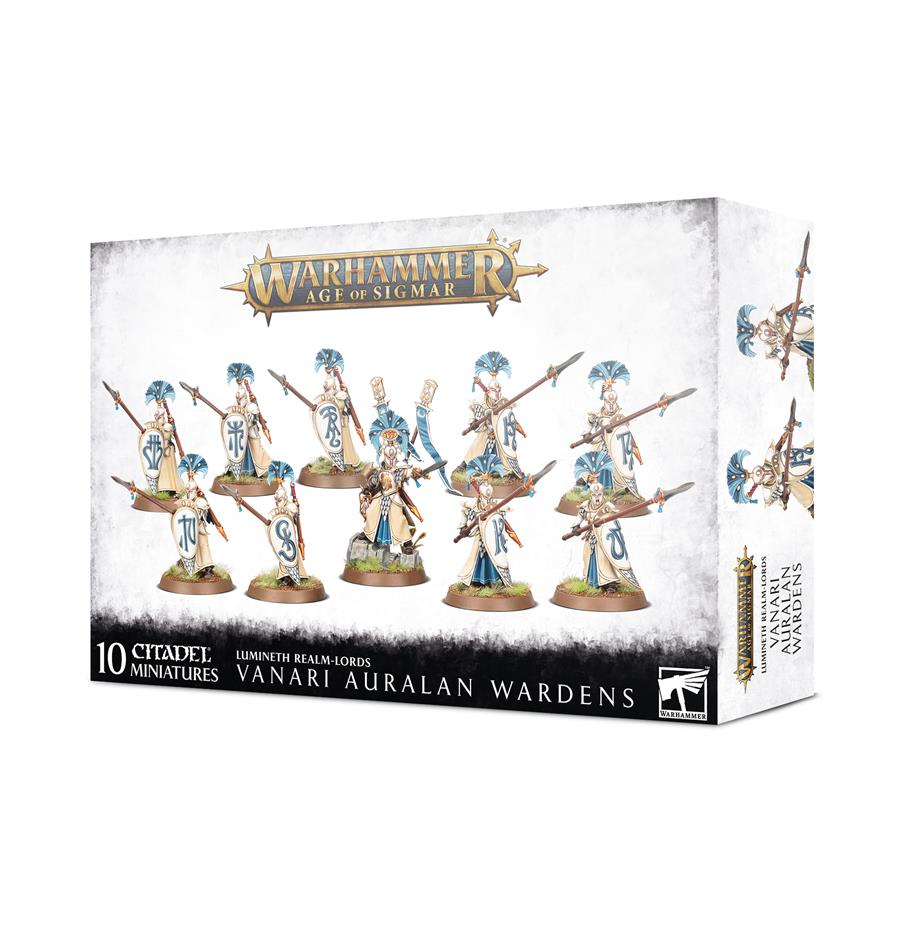 LUMINETH R-LORDS: VANARI AURALAN WARDENS | 5011921137077 | GAMES WORKSHOP