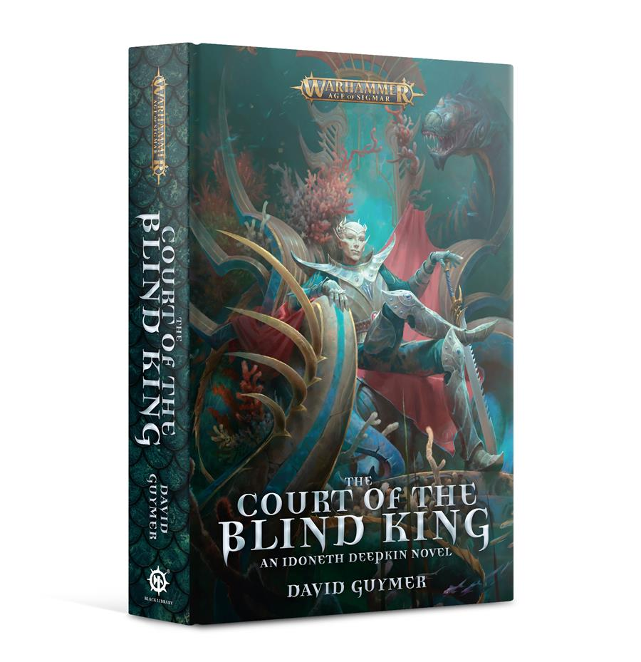 THE COURT OF THE BLIND KING (PB) | 9781789991321 | GAMES WORKSHOP