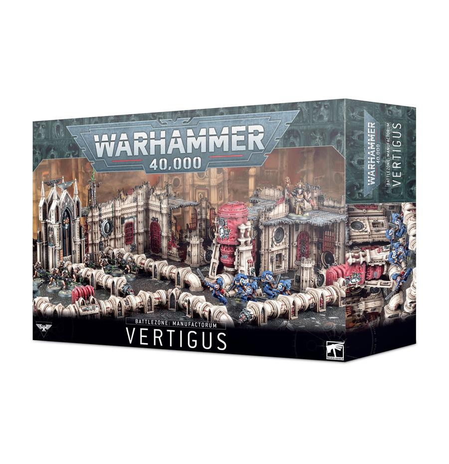 BATTLEZONE: MANUFACTORUM VERTIGUS | 5011921141029 | GAMES WORKSHOP
