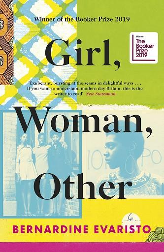 Girl, woman, other | 9780241364901 | Bernardine Evaristo