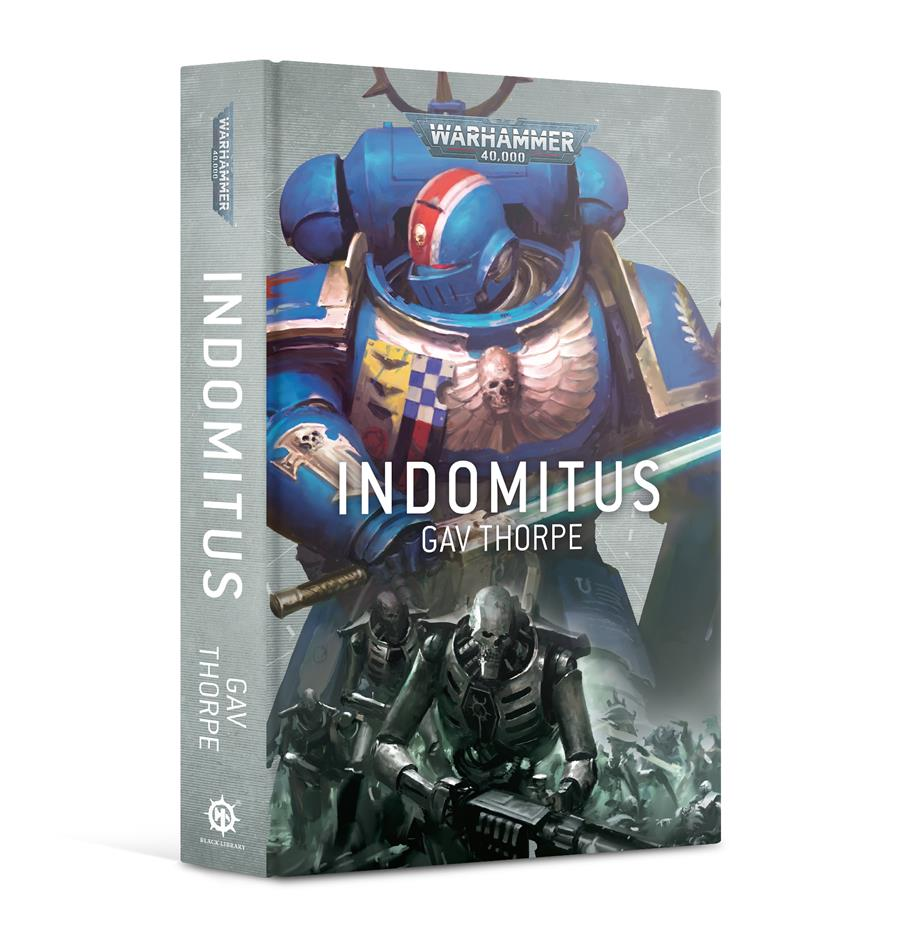WARHAMMER 40000: INDOMITUS (HB) | 9781789991284 | GAMES WORKSHOP