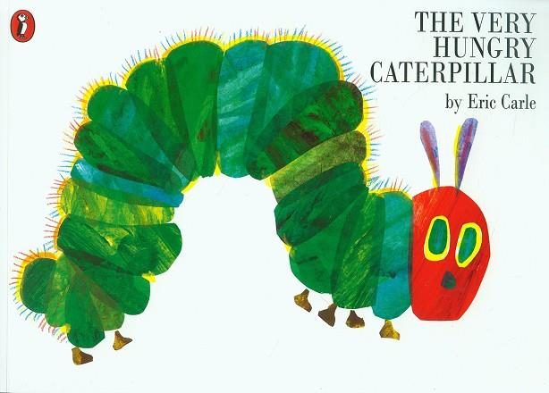 THE VERY HUNGRY CATERPILLAR | 9780140569322 | ERIC CARLE