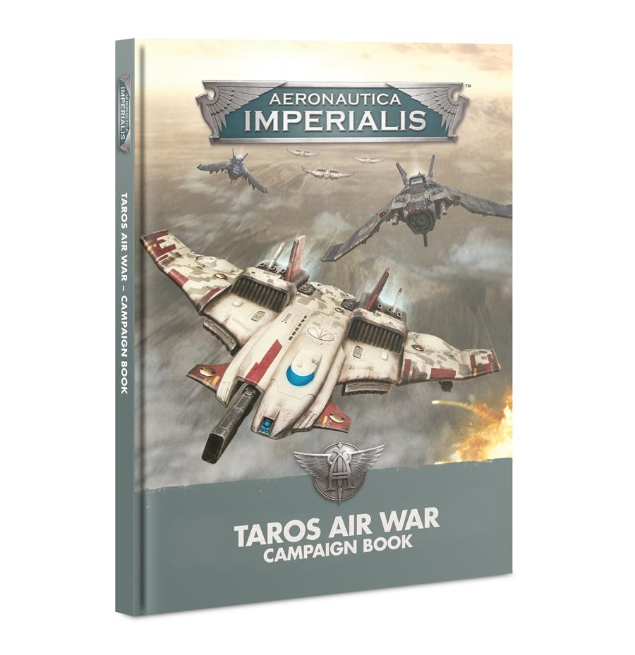 AERONAUTICA IMPERIALIS: TAROS AIR WAR | 9781788269476 | GAMES WORKSHOP