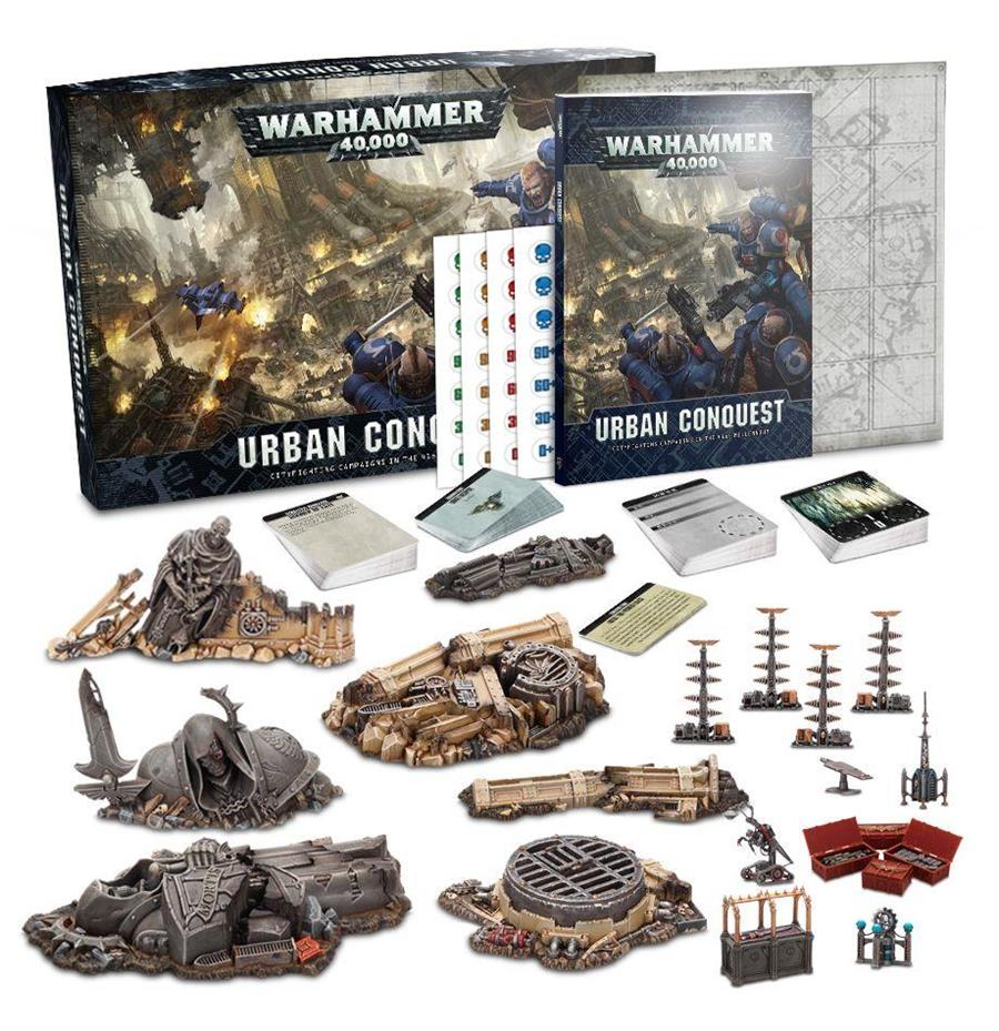 WARHAMMER 40000: URBAN CONQUEST (ENG) | 5011921111343 | GAMES WORKSHOP