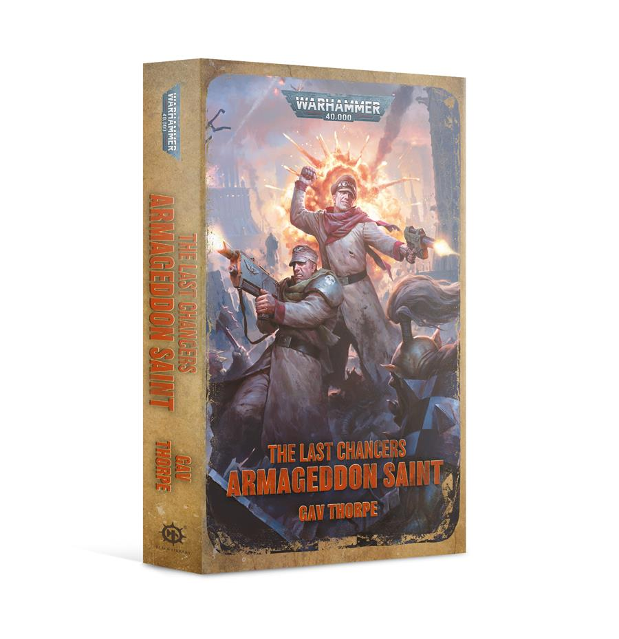 LAST CHANCERS: ARMAGEDDON SAINT (PB) | 9781789991949 | GAMES WORKSHOP