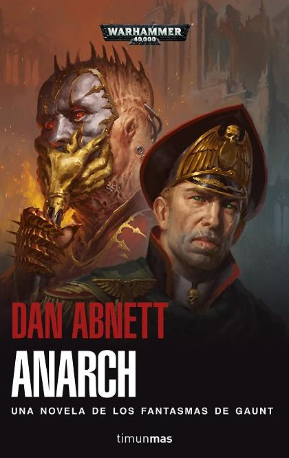 Anarch | 9788445008133 | Dan Abnett