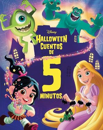 Disney Halloween Cuentos de 5 minutos | 9788417062835 | Disney