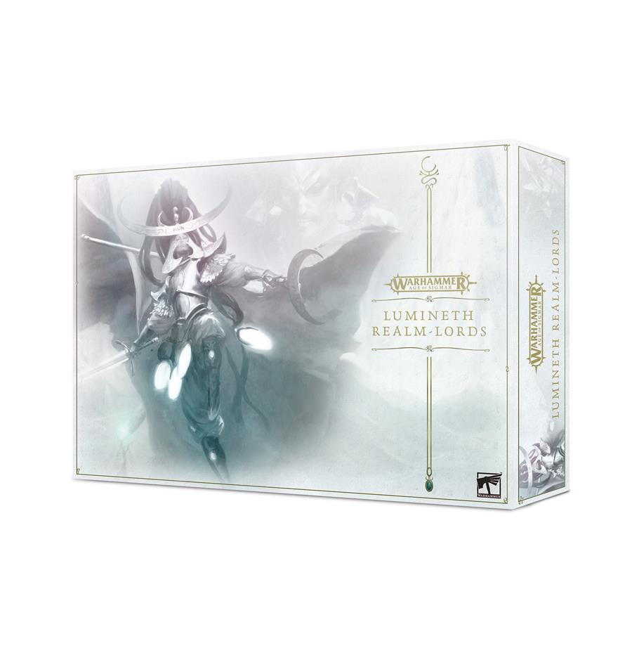 LUMINETH REALM-LORDS LAUNCH SET (ENG) | 5011921136612 | GAMES WORKSHOP