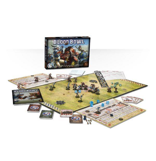 BLOOD BOWL THE GAME OF FANTASY FOOTBALL | 5011921081479 | GAMES WORKSHOP | Llibreria El Cucut - Llibreria Online de L'Empordà - Comprar llibres