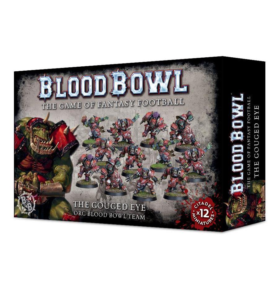 THE GOUGED EYE BLOOD BOWL TEAM | 5011921081271 | GAMES WORKSHOP | Llibreria El Cucut - Llibreria Online de L'Empordà - Comprar llibres