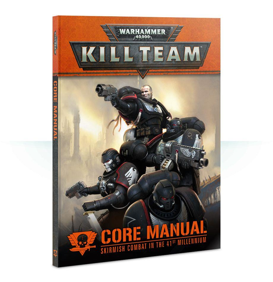 WH40K: KILL TEAM CORE MANUAL (ENGLISH) | 9781788262682 | GAMES WORKSHOP | Llibreria El Cucut - Llibreria Online de L'Empordà - Comprar llibres