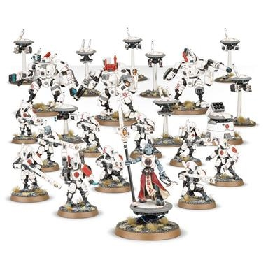 START COLLECTING! TAU EMPIRE | 5011921088522 | GAMES WORKSHOP