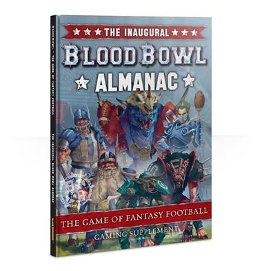 THE INAUGURAL BLOOD BOWL ALMANAC (ENG) | 9781785819544 | GAMES WORKSHOP