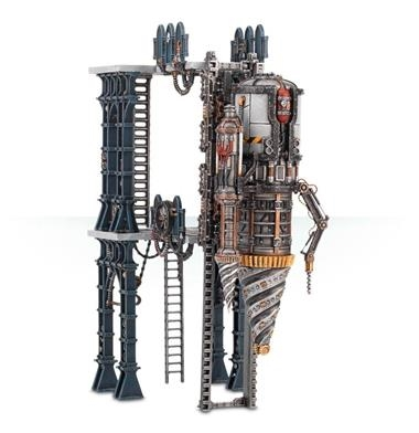 SECTOR MECHANICUS TECTONIC FRAGDRILL | 5011921113620 | GAMES WORKSHOP