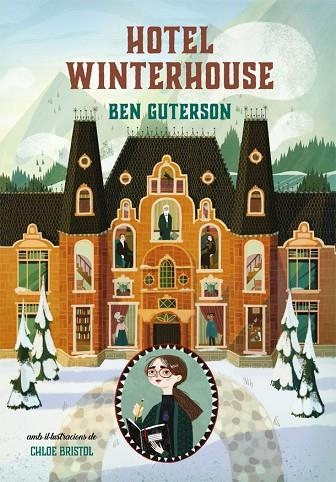 HOTEL WINTERHOUSE 01 | 9788424663988 | Ben Guterson