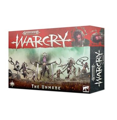 WARCRY: THE UNMADE | 5011921120635 | GAMES WORKSHOP