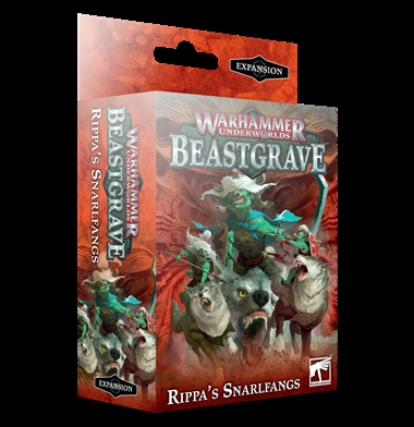 WH UNDERWORLDS: RIPPA'S SNARLFANGS (ENG) | 5011921124527 | GAMES WORKSHOP