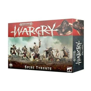 WARCRY: SPIRE TYRANTS | 5011921126743 | GAMES WORKSHOP