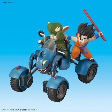 MECHA COLLECTION DRAGON BALL 6 OOLONG'S ROAD BUGGY | 4549660176190 | BANDAI
