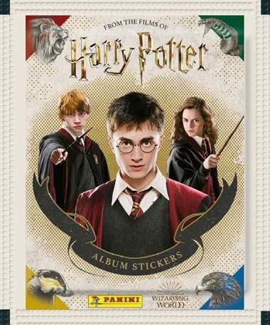SOBRE ADHESIUS HARRY POTTER | 8018190004229