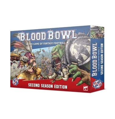 BLOOD BOWL: SECOND SEASON EDITION (ENG) | 5011921137848 | GAMES WORKSHOP