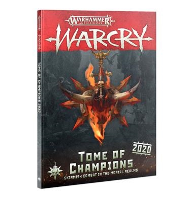WARCRY: TOME OF CHAMPIONS 2020 (ENG) | 9781839062353 | GAMES WORKSHOP