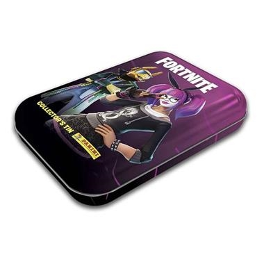CAIXA METAL·LICA 50 CROMOS FORTNITE  | 8018190012224 | FORNITE