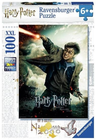 PUZZLE 100 PECES HARRY POTTER | 4005556128693 | VVAA